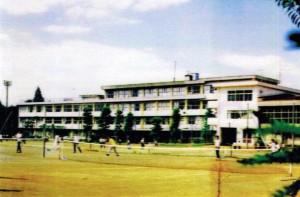 第2代校舎(1963〜1991)