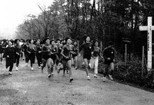 マラソン大会昭和44年