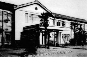 初代校舎(1953〜1970)